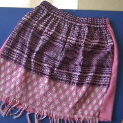 Faldas tejidas